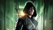 Arrow - Stephen Amell, Katie Cassidy, Marc Guggenheim Season 3 Interview - Comic Con 2014
