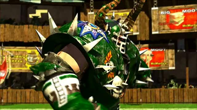 Blood Bowl Xbox Live Trailer - Chaos Trailer