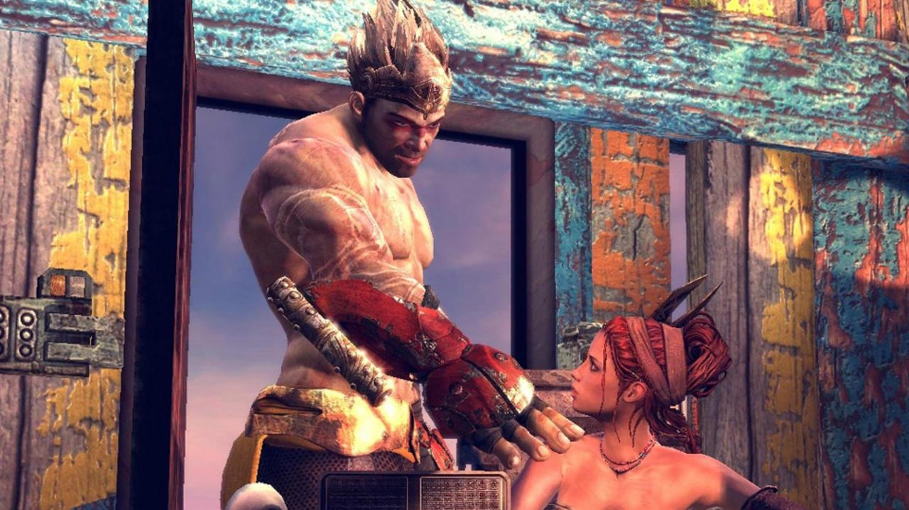 Enslaved Odyssey to the West Developer Diary 5