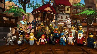 5 Unique Moments in LEGO Minifigures Online