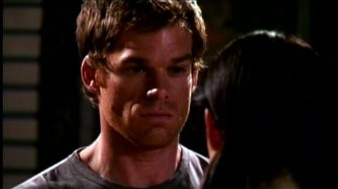 Dexter The Complete Third Season (2009) - Clip Dexter takes yoga with Rita