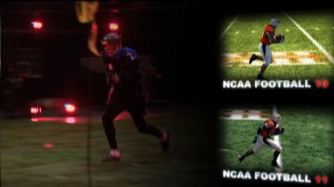 NCAA Football 11 (VG) (2010) - Featurette Locomotion