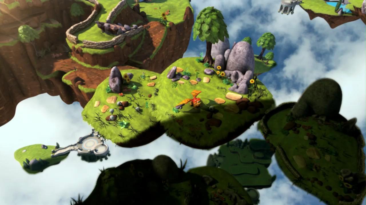 Skylanders Spyro's Adventure E3 Trailer
