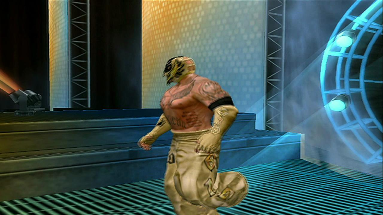 WWE All Stars Mysterio vs