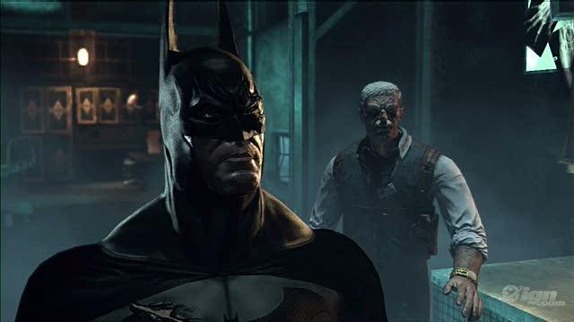 Batman Arkham Asylum PlayStation 3 Gameplay - Eat It Harley