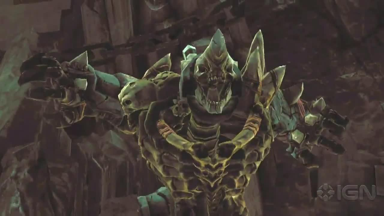 Darksiders II Death Comes for All Trailer