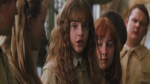 Harry Potter and the Chamber of Secrets - Herbology class