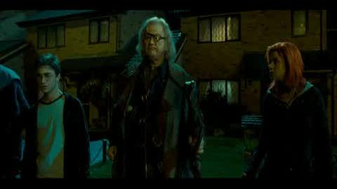 Harry Potter and the Order of the Phoenix - The advance guard