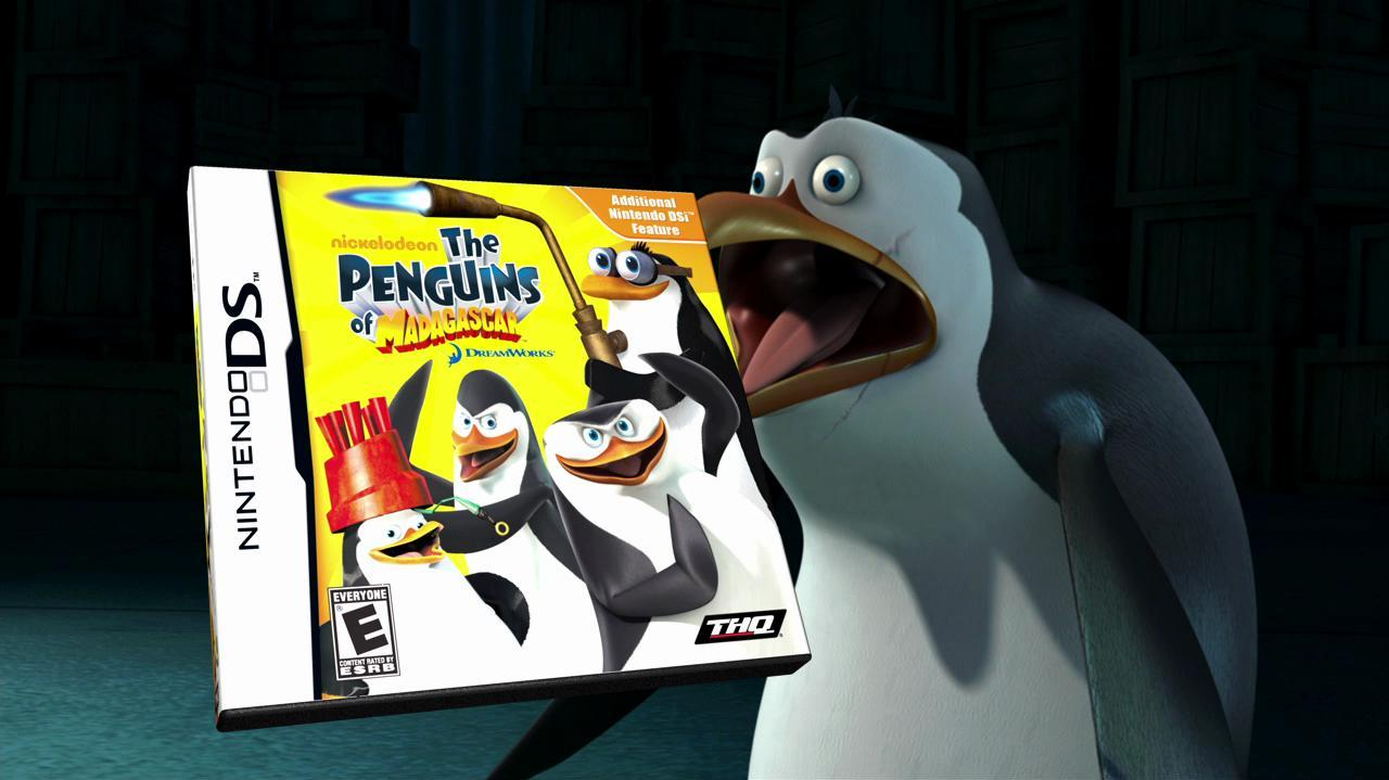 The Penguins of Madagascar Launch Trailer