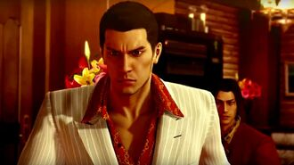 Yakuza Official Trailer - E3 2016