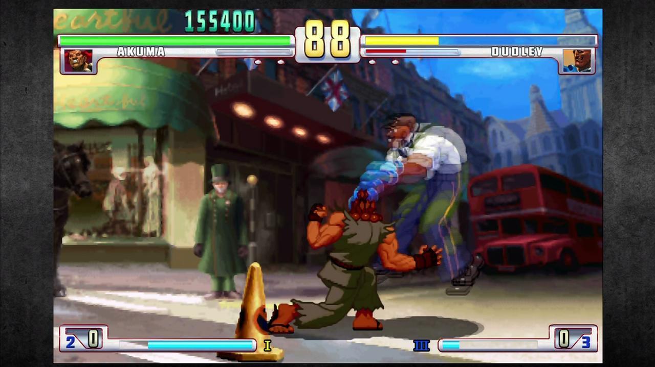 E3 2011 Street Fighter III Third Strike - Akuma vs. Dudley