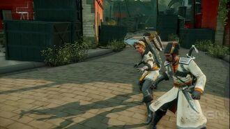 BattleCry Gameplay Demo -IGN Live E3 2014