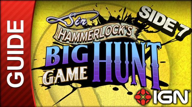 Borderlands 2 - Sir Hammerlock's Big Game Hunt Walkthrough - Egg On Your Face