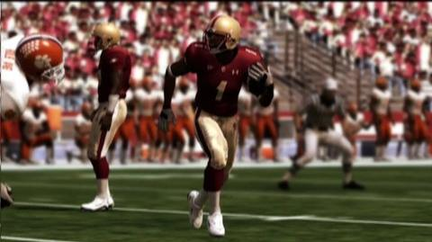 NCAA Football 11 (VG) (2010) - Offensive styles trailer