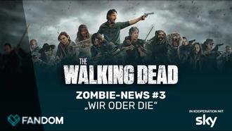 The Walking Dead - Zombie-News 3 - Staffel 8, Folge 3