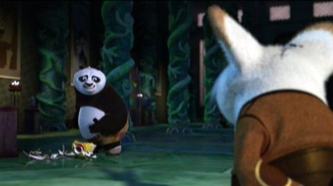 Kung Fu Panda (2008) - Clip The Sacred Hall Of Warriors
