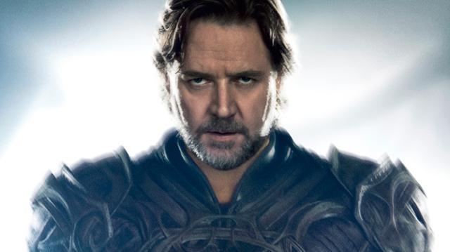Man of Steel - Russell Crowe on Man of Steel
