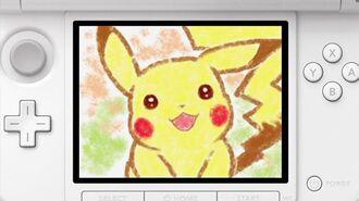 Pokémon Art Academy - E3 2014 Trailer - E3 2014
