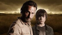 The Walking Dead - Andrew Lincoln, Chandler Riggs, David Alpert Interview - Comic Con 2014