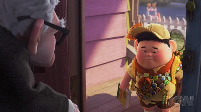 Up Movie Clip - Meet Carl