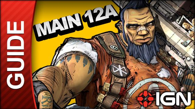 Borderlands 2 Walkthrough - Wildlife Preservation - Main Missions (Part 12a)