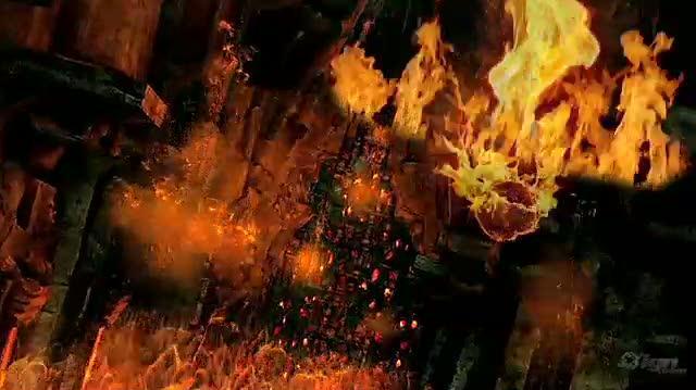 Dante's Inferno Xbox 360 Trailer - Story Trailer