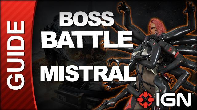 Metal Gear Rising Revengeance - Mistral Boss Fight, S Ranking, Revengeance Difficulty