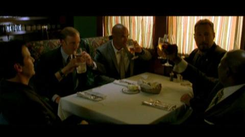 Street Kings (2008) - Clip Toast to the king