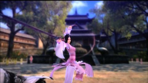 Age Of Wushu (VG) (2013) - Launch trailer