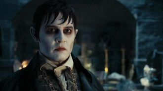 Dark Shadows Clip - Welcome Home