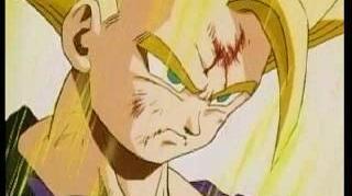 Dragon Ball Z Cell Games-Sacrifice 2