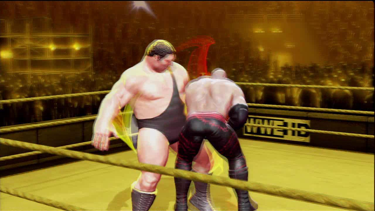 WWE All Stars Andre the Giant Finisher