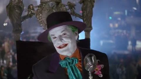 Batman - True nature of evil
