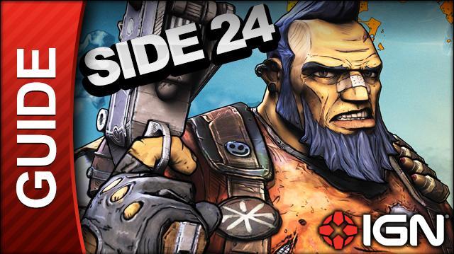 Borderlands 2 Walkthrough - Cult Following Lighting the Match - Side Missions (Part 24)