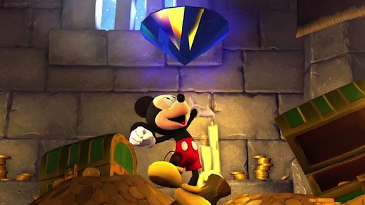 Castle of Illusion Starring Mickey Mouse iOS - Launch Trailer