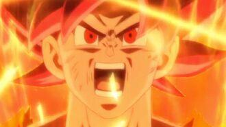 Dragon Ball Z Battle of Gods - Legacy Video