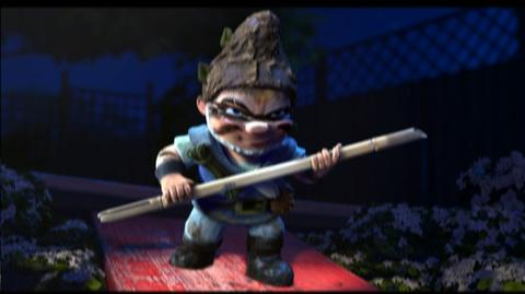 Gnomeo And Juliet (2011) - Clip The Other Side