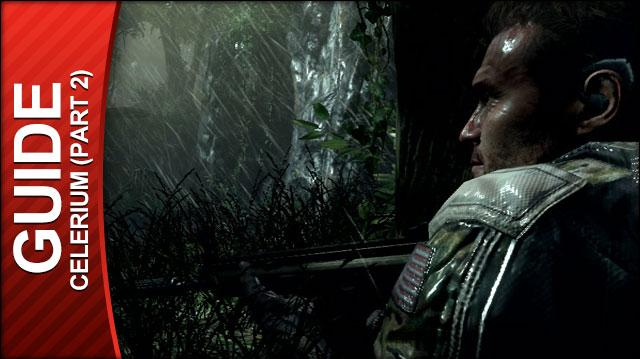 Call of Duty Black Ops 2 Walkthrough Part 2 - Celerium