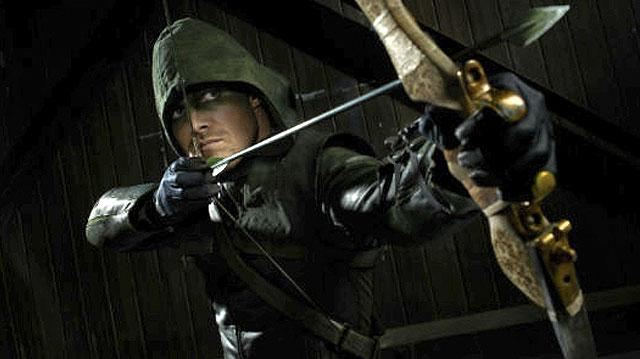 NYCC Arrow's Ready to Take on Deathstroke