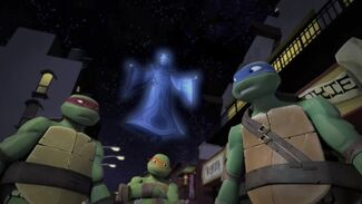 "Teenage Mutant Ninja Turtles - ""A Chinatown Ghost Story"" Clip"