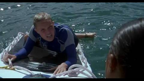 Blue Crush - things get tough