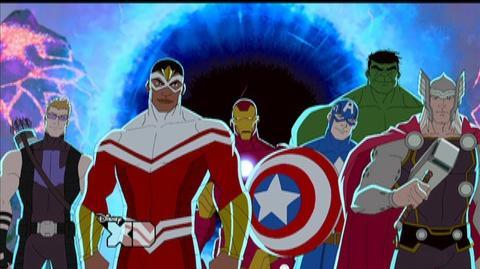 Marvels Avengers Assemble Season One () - Disney XD Avengers Assemble Premiere Affiliate Spot 20 10