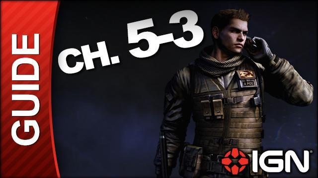 *SPOILERS* Resident Evil 6 Piers Campaign Walkthrough - Ending