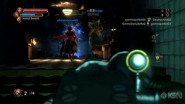 BioShock 2 Video - BioShock 2 Multiplayer Tips