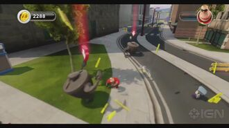 Disney Infinity Walkthrough - The Incredibles Prisoner Delivery