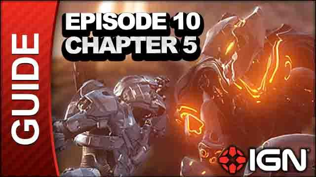 Halo 4 - Spartan Ops Exodus Legendary Walkthrough Part 5 - One Last Time