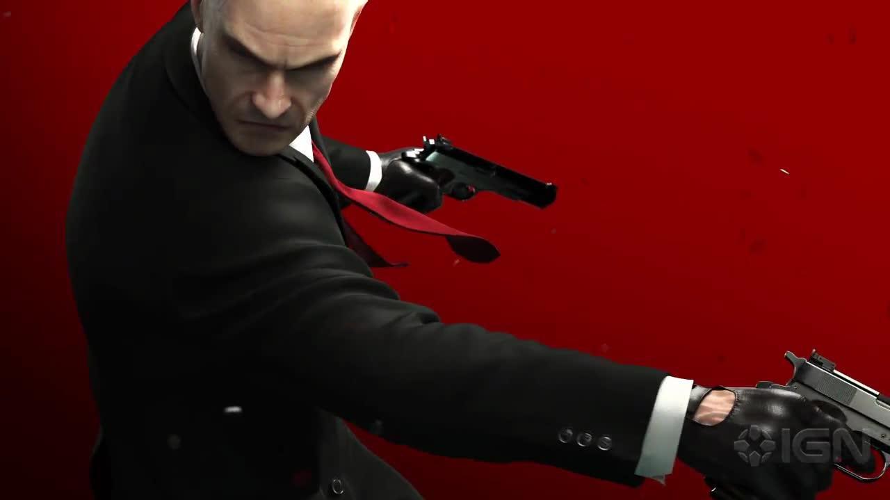 Hitman Absolution - Deus Ex DLC Trailer