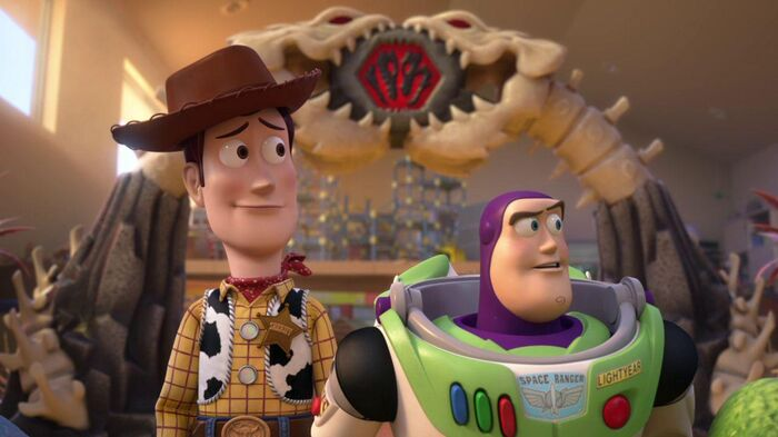 """Toy Story That Time Forgot"" Blu-ray DVD Trailer"