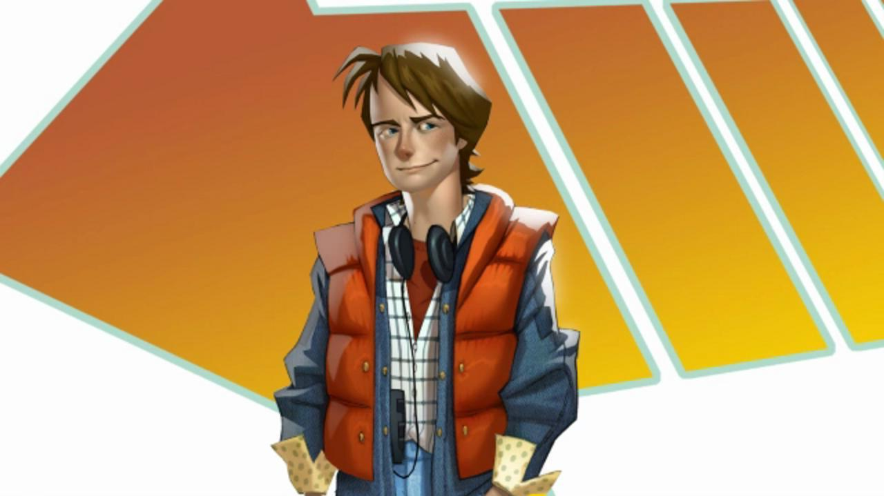 Back to the Future The Game Behind the Scenes Part 2 Hey McFly!