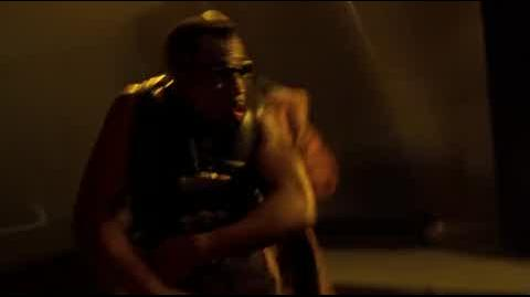 Blade II - the bomb goes off